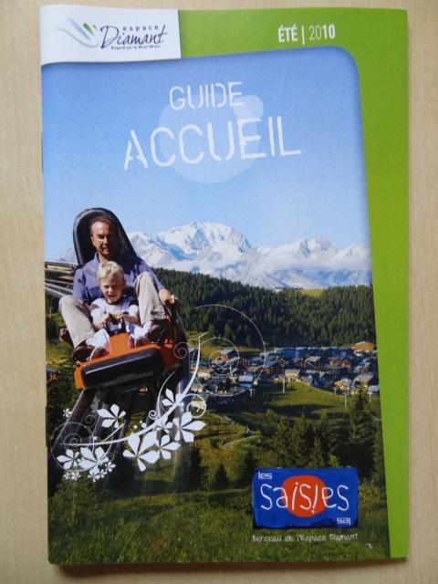 Guide pratique Les Saisies - Eté 2010