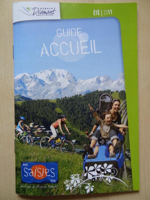 Guide pratique Les Saisies - Eté 2011