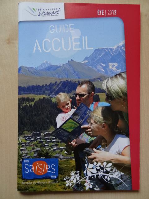 Guide pratique Les Saisies - Eté 2012