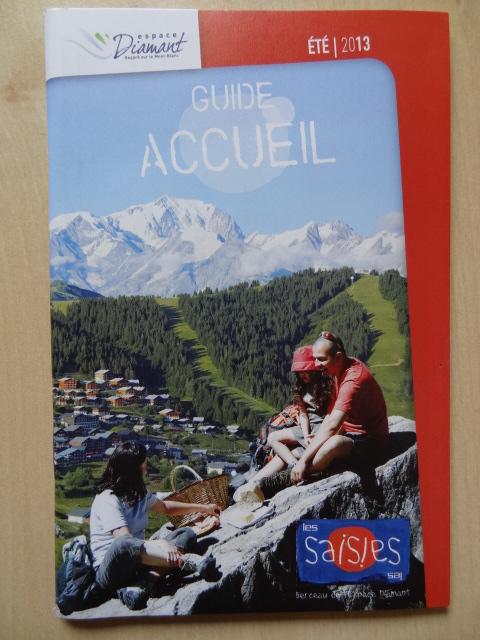 Guide pratique Les Saisies - Eté 2013