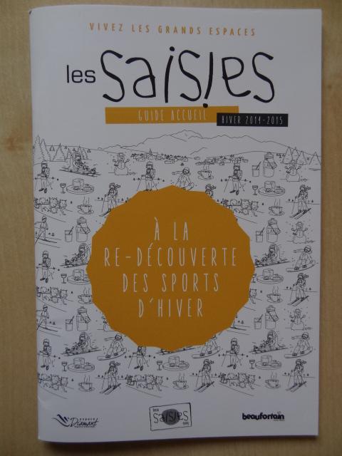 Guide pratique Les Saisies - Hiver 2014-2015