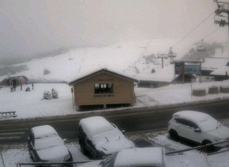 Le front de neige du Boëtet