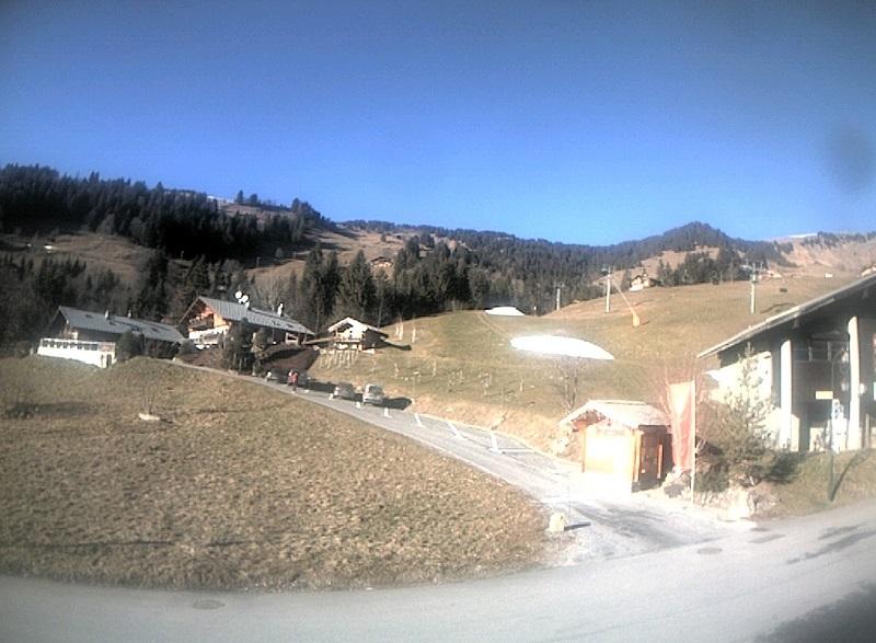 La liaison Hauteluce/domaine skiable s'effectuera par le Télésiège du Chozal en ascenseur