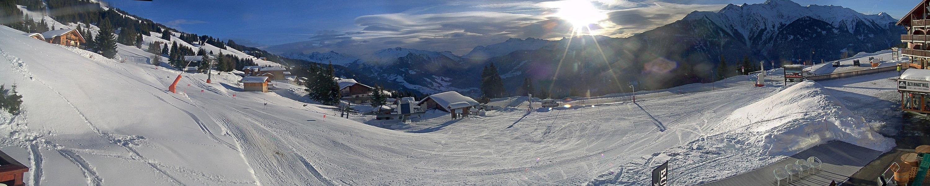 La piste du Planay et le Télésiège des Rosières n'attendent plus que les skieurs