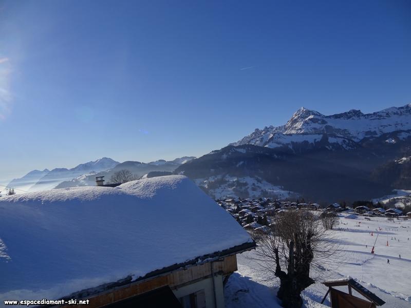 Domaine skiable de Crest-Voland/Cohennoz