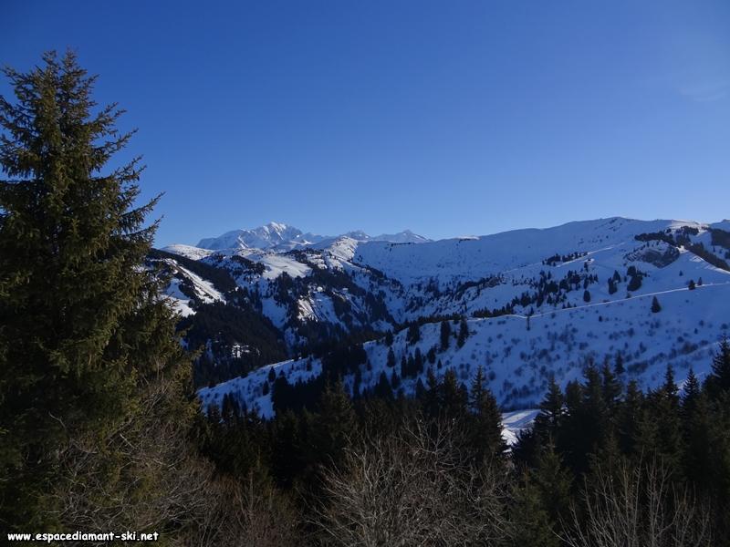 Domaine skiable de Notre Dame de Bellecombe