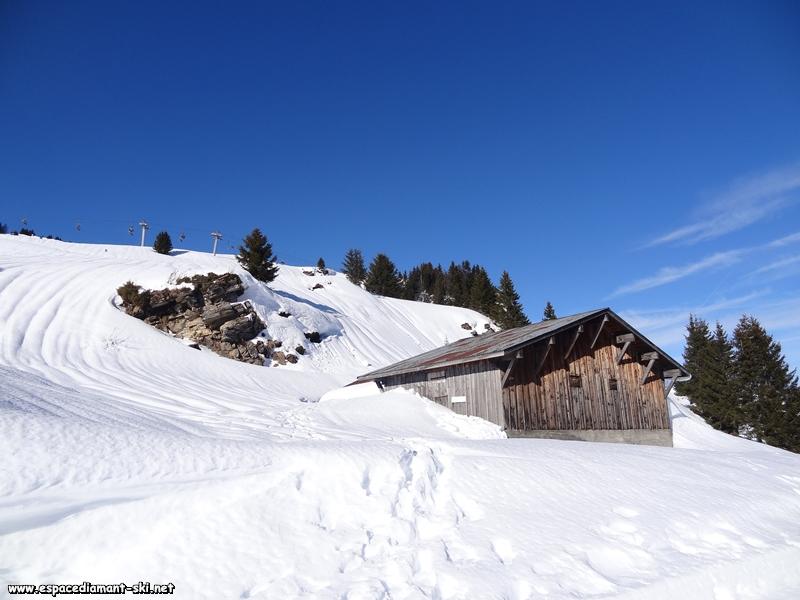 Domaine skiable de Praz sur Arly