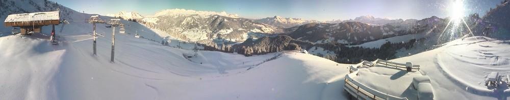 Le Télésiège Débrayable du Crêt du Midi n'attend plus que les skieurs !