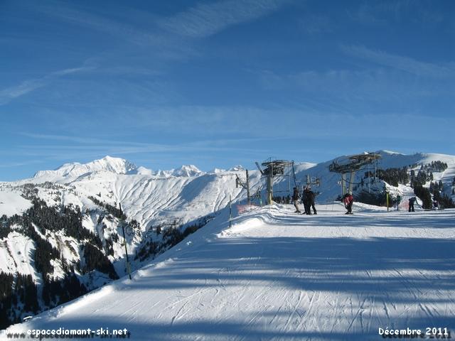 ...et le Mont Blanc !