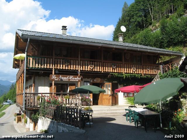 Bar - Restaurant Le Nant Cortet