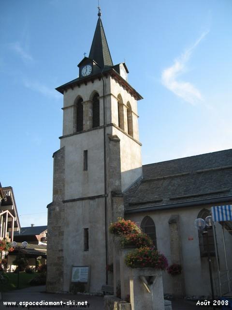 L'église de Crest-Voland