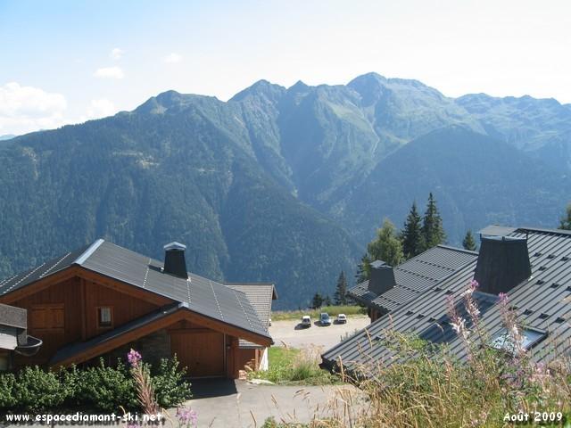 Le Mont Mirantin...