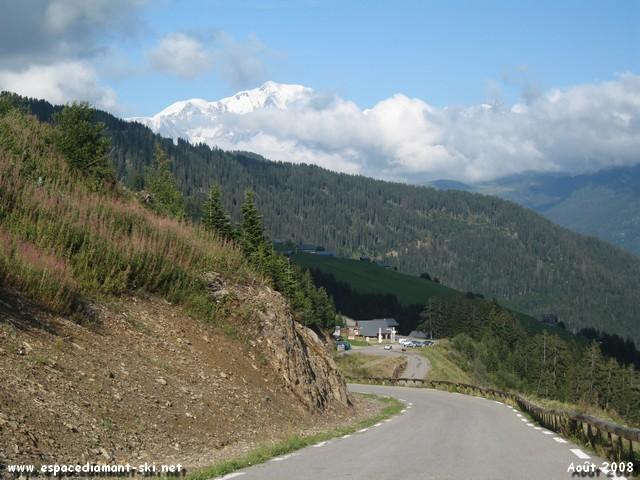Encore et toujours le Mt Blanc !