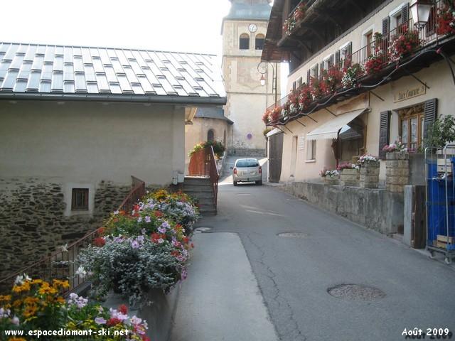 Le charme d'un typique village Savoyard !