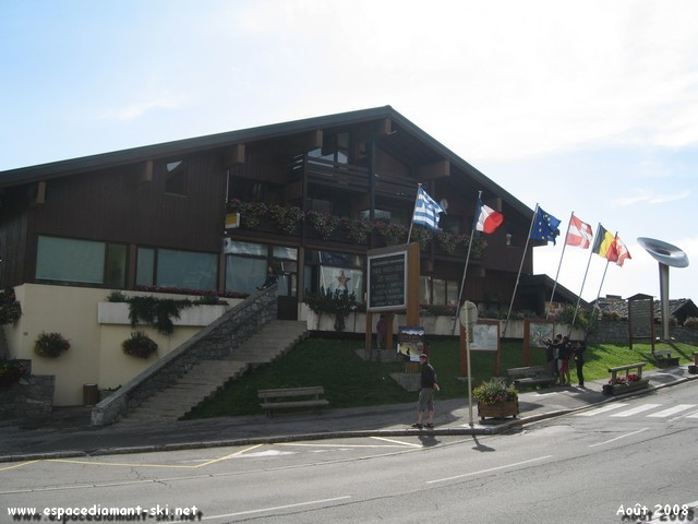 L'Office du Tourisme